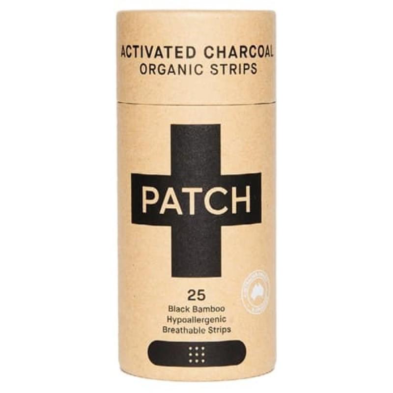 Patch - Plåster Aktivt Kol
