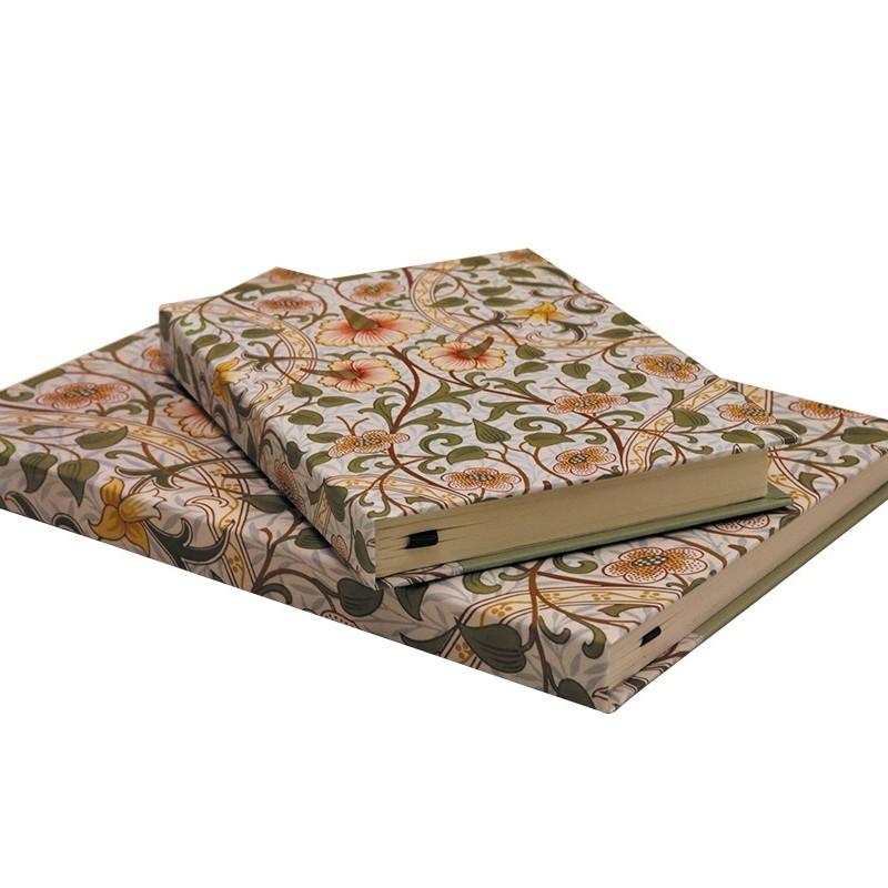 William Morris -  Skrivbok Daffodil A6