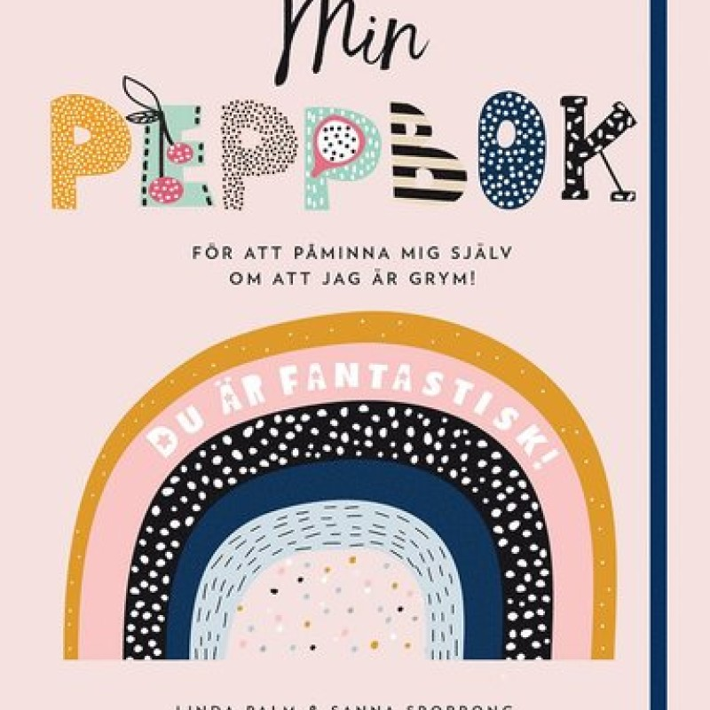 Bok - Min Peppbok