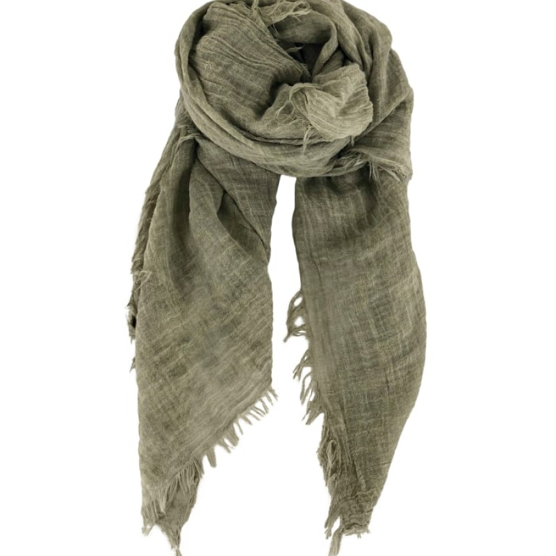 Black Colour - TAYA basic scarf army