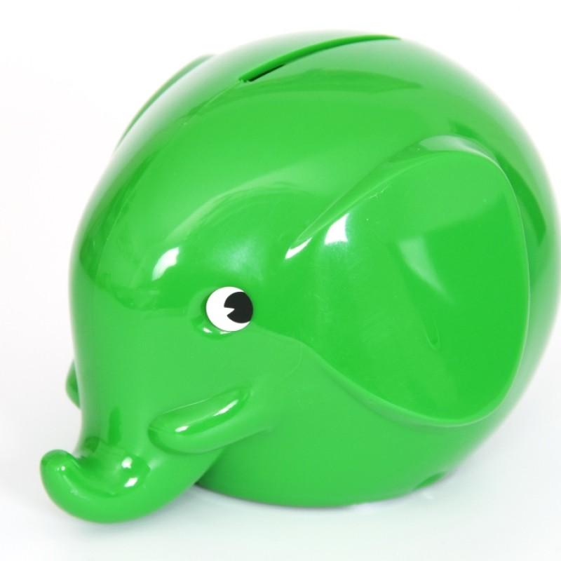 OMM Design - Sparbössa elefant liten - grön