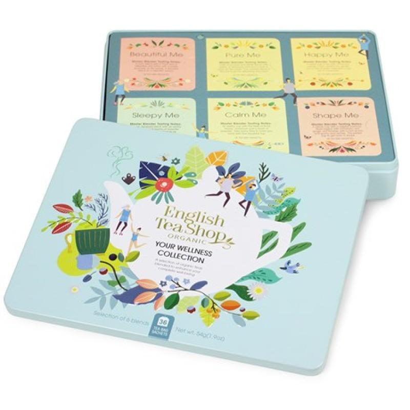 English Tea Shop - Telåda Your Wellness Collection