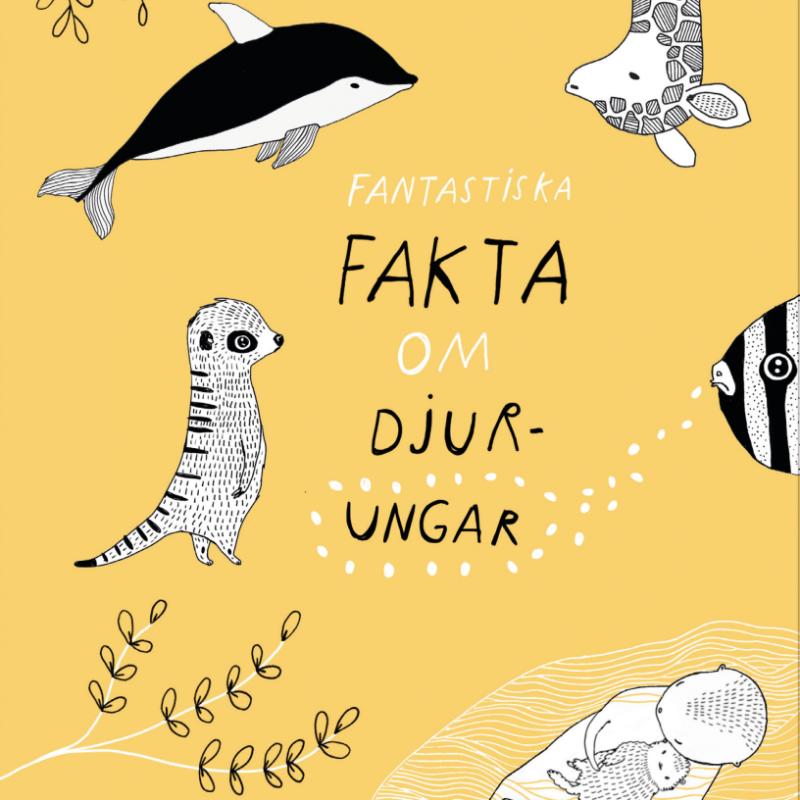 Bok - Fantastiska fakta om djurungar