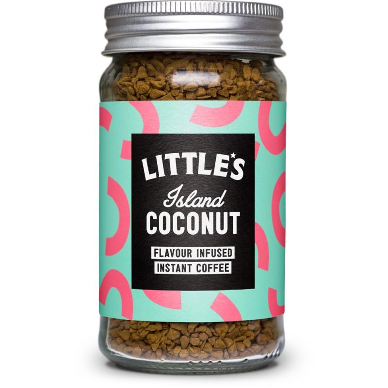 Littles Coffee - Island Coconut