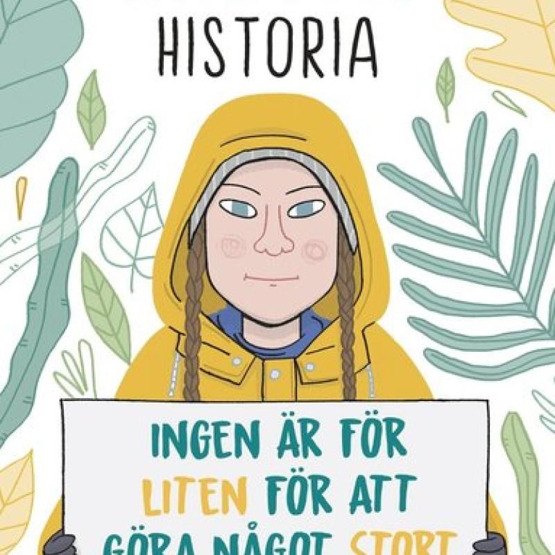 Bok - Gretas Historia