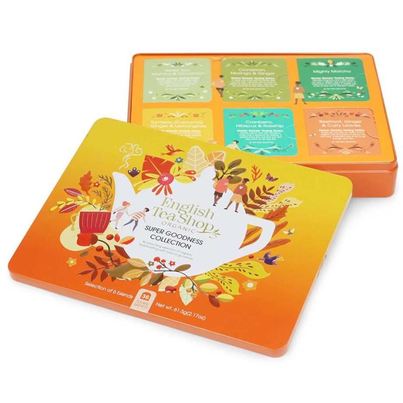 English Tea Shop - Telåda Super Goodness Collection