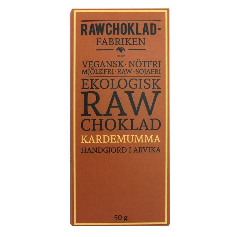 Rawchokladfabriken - Kardemumma