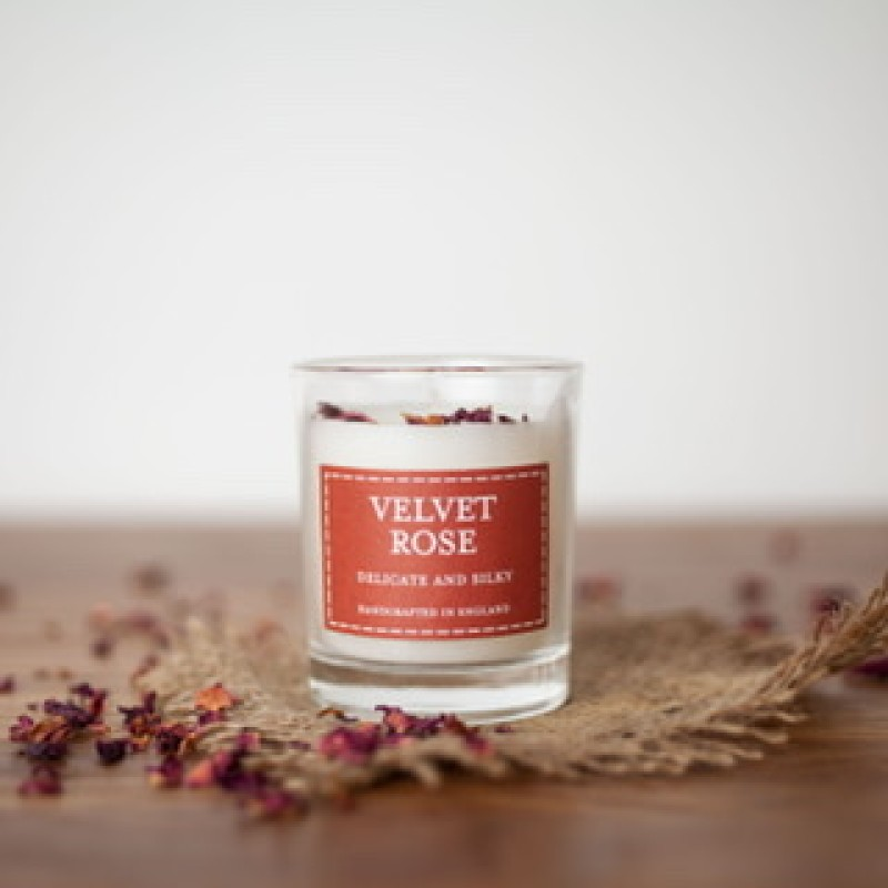 The Country Candle Company - Velvet Rose