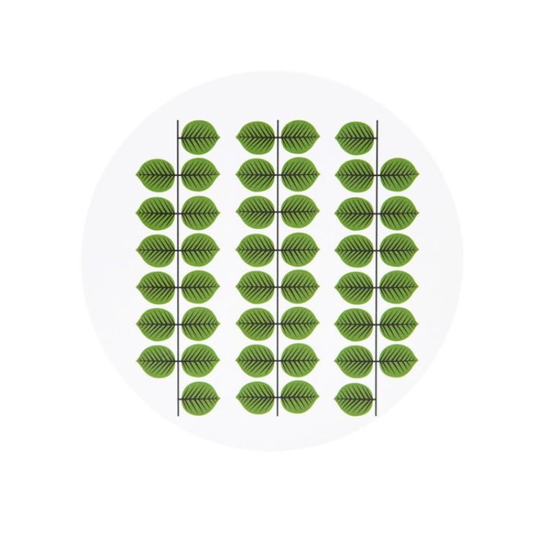 Berså - Grytunderlägg Grön