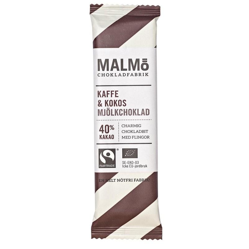 Malmö Choklad - Kaffe & kokos
