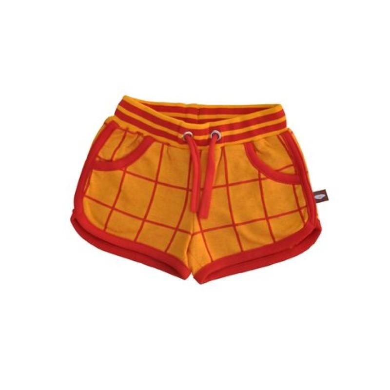 Moromini - Shorts Orange/Röd 50% REA
