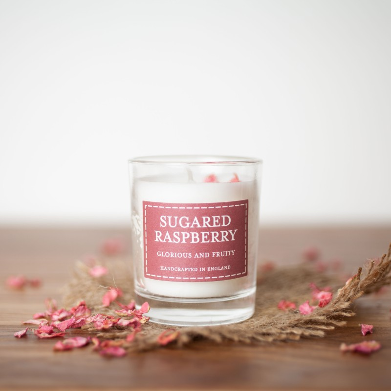 The Country Candle Company - Sugared raspberry