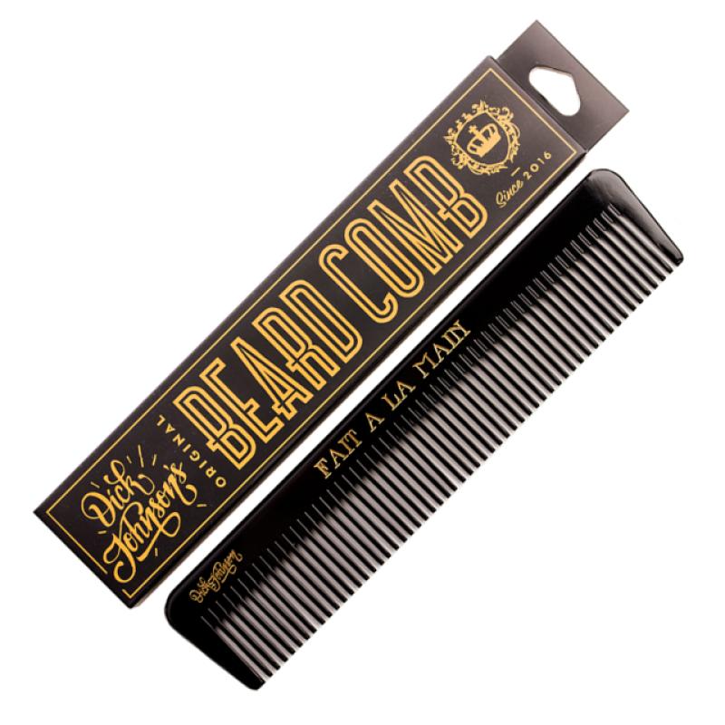 Dick Johnson - Beard Comb
