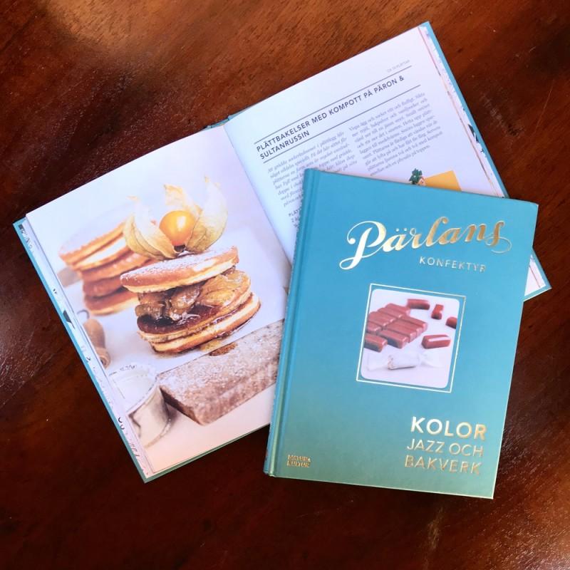 Pärlans Konfektyr - BOK Kolor Jazz & Bakverk