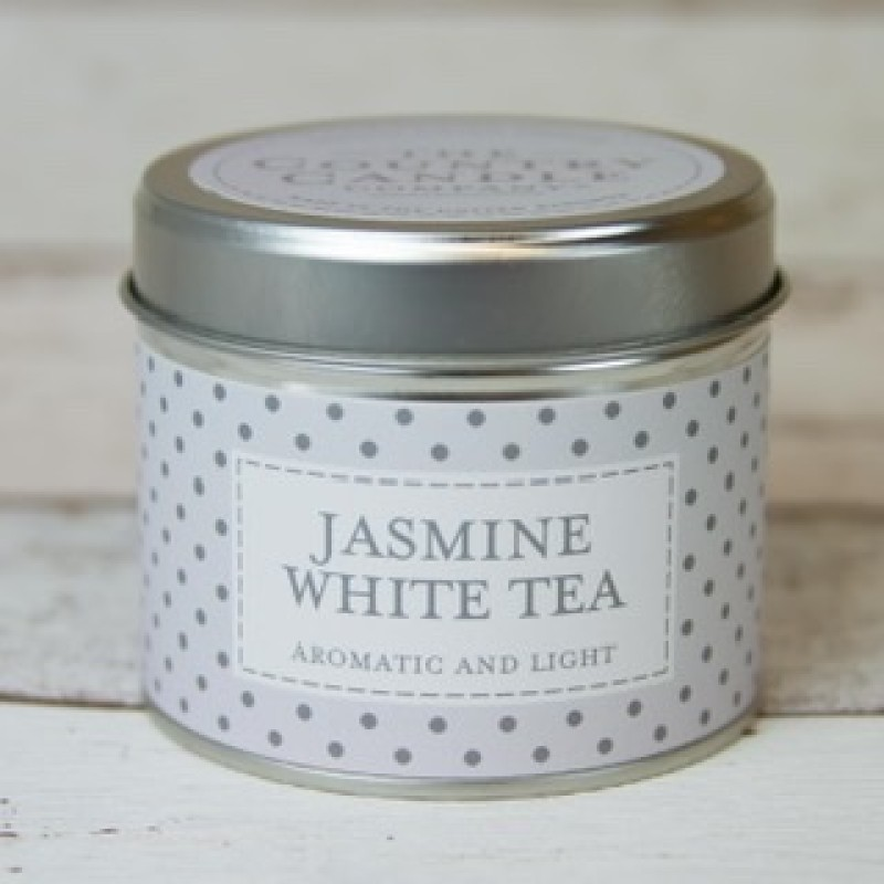 The Country Candle Company - Jasmine White Tea
