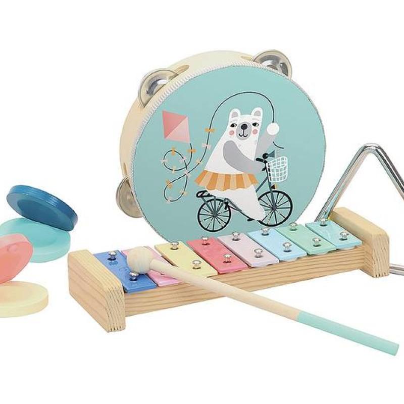 Vilac - Instrument kit Michelle Carlslund
