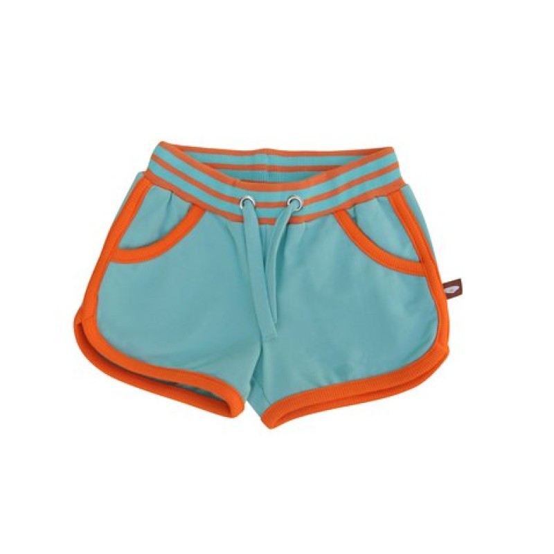 Moromini - Shorts Mintgrön/Orange 50% REA