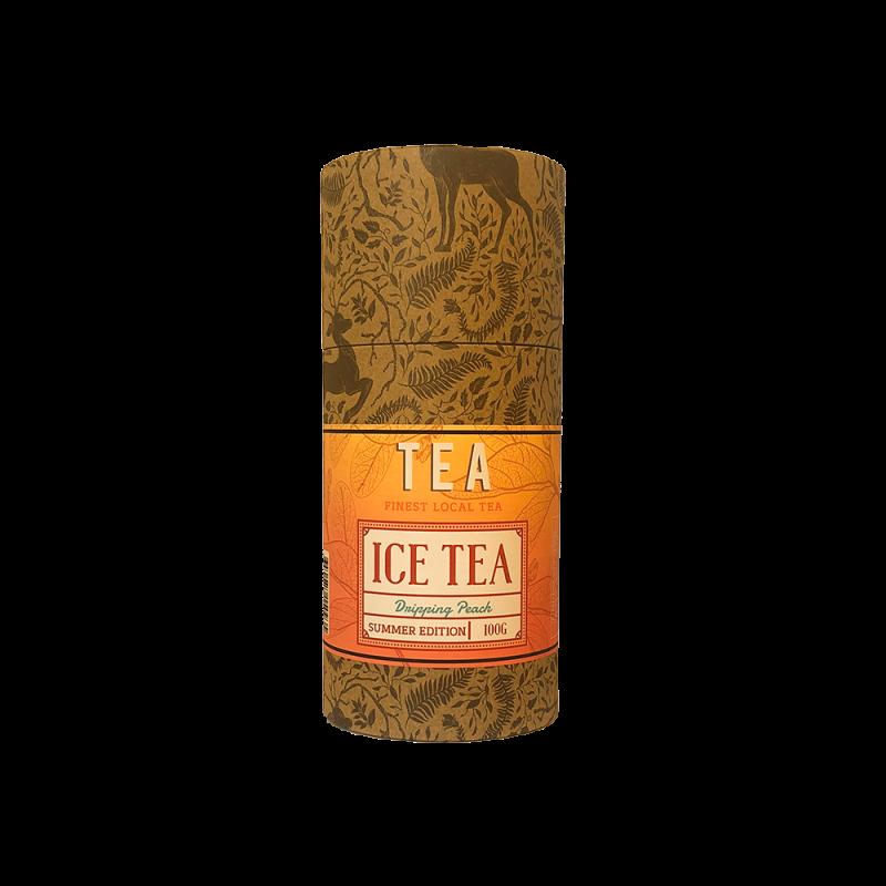 Björklunds Kafferosteri - Ice Tea Dripping Peach Summer Edition
