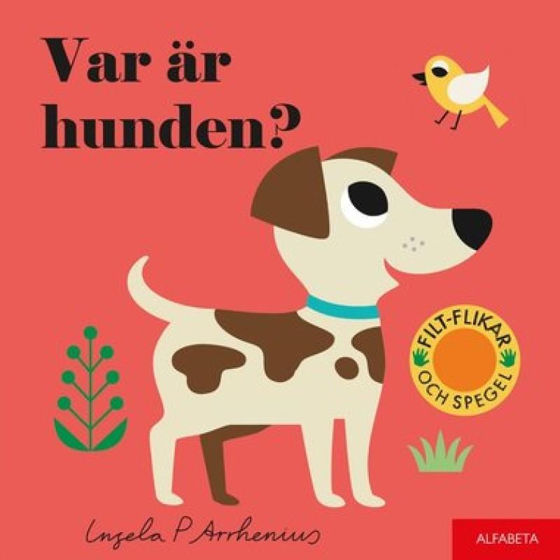 Bok - Var är hunden?