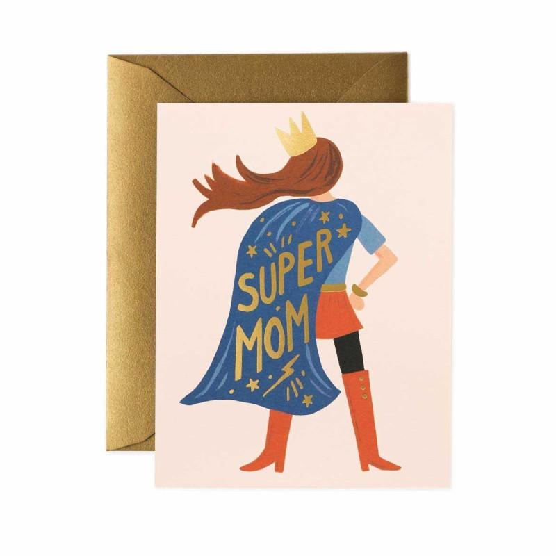 Rifle Paper Co - Super Mom Card