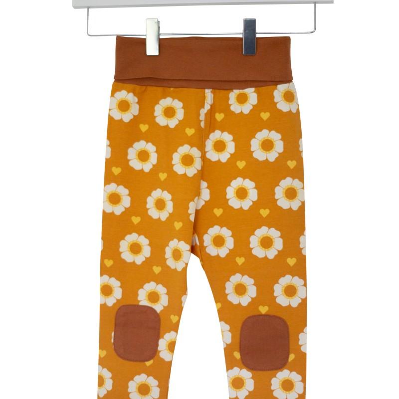 Moromini - 70s Flower Pants