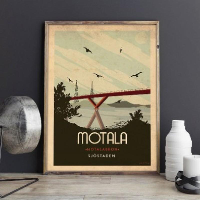 Poster - Motala