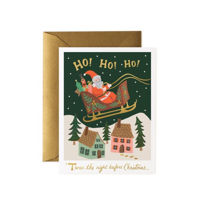 Rifle paper co - Christmas Delivery REA 30%