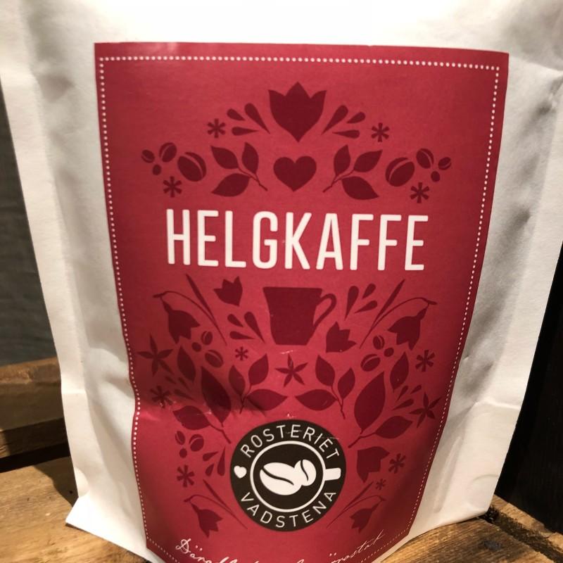 Rosteriet Vadstena - Helgkaffe