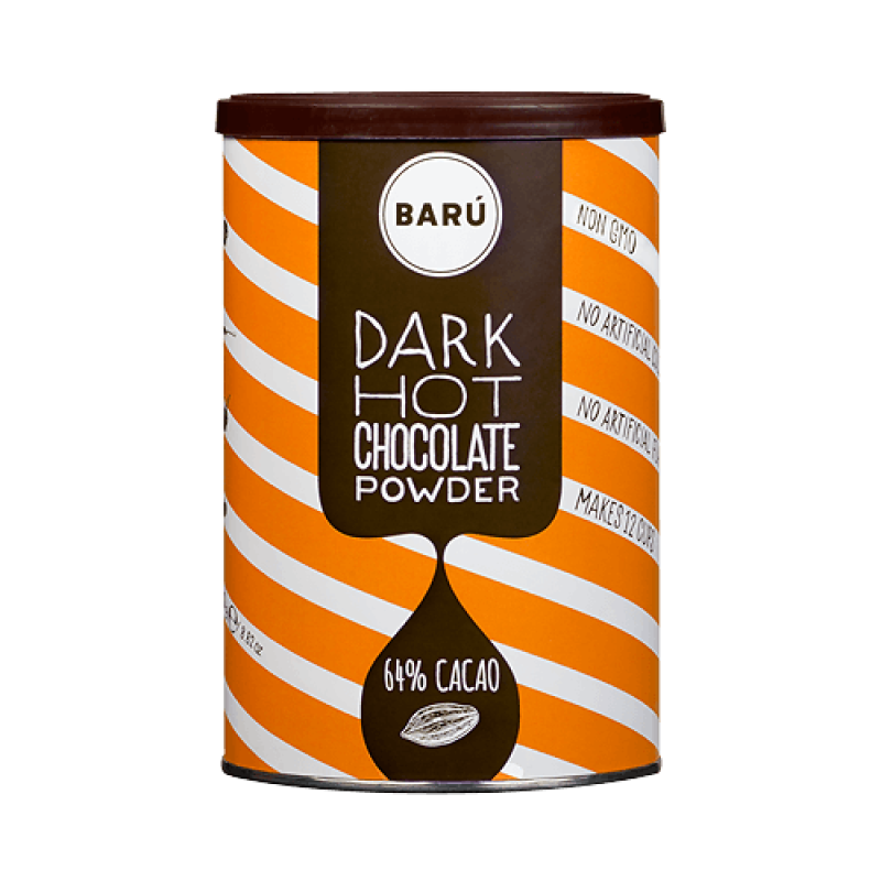 Barú - Drickchoklad Dark Hot Chocolate