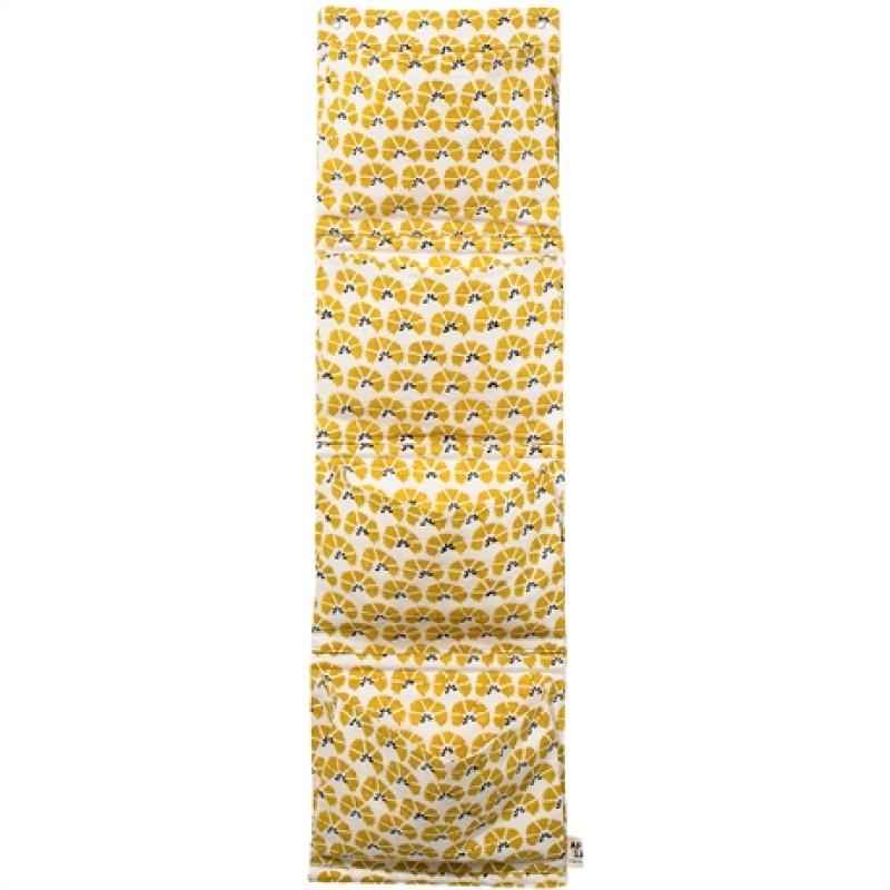 Afroart - Cornflower förvaring gul