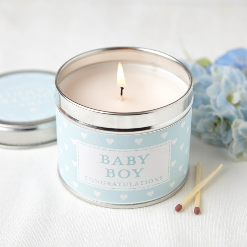The Country Candle Company - Baby Boy