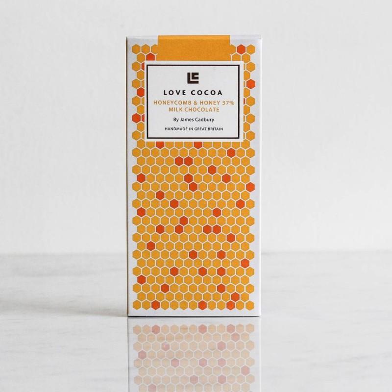 Love Cocoa - Honeycomb & honey