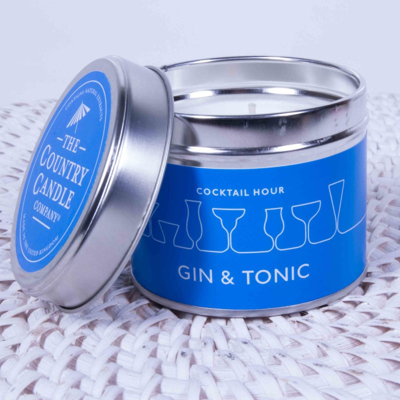 The Country Candle - Gin & Tonic