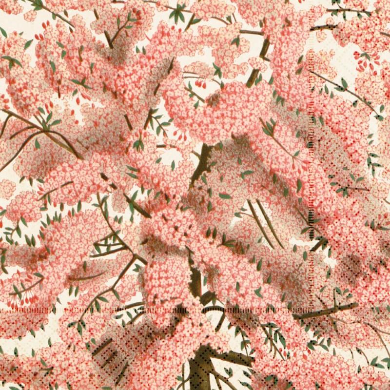 Sköna Ting - Servetter Persikoträd