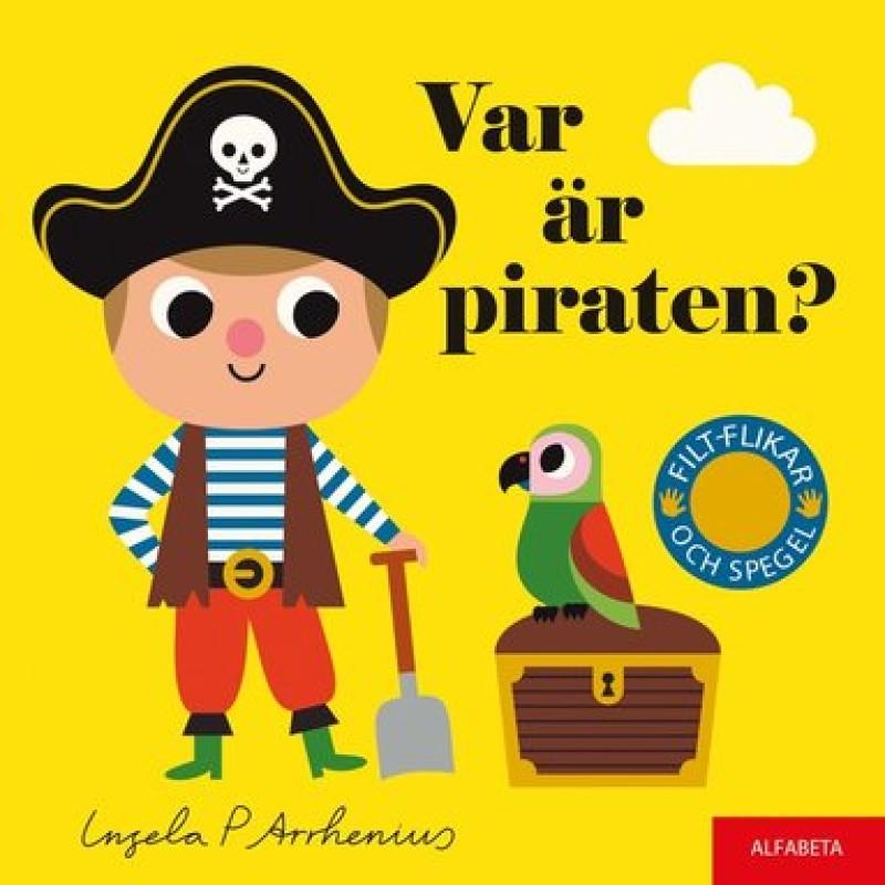 Bok - Var är piraten?