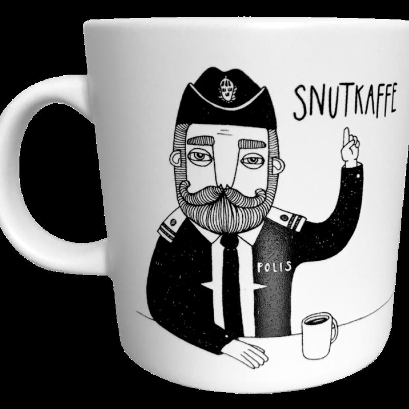 Bahkadisch - Mugg - Snutkaffe kille