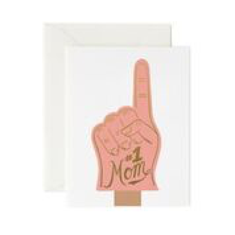 Rifle Paper Co - #1 MOM Card