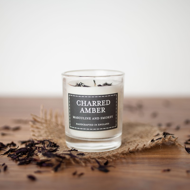 The Country Candle Company - Charred Amber