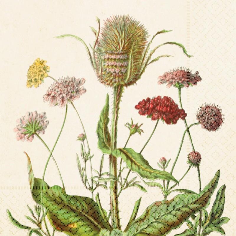 Sköna Ting - Servetter Blommor