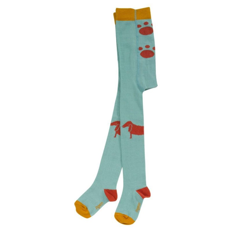Pigeon- Dog Tights - duck egg blue