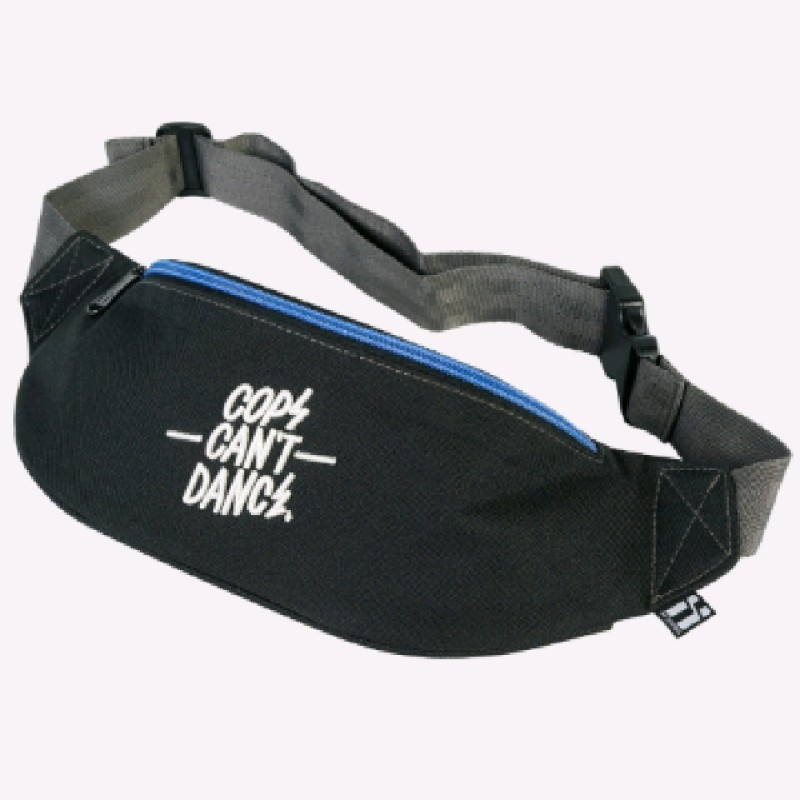 Cops can't dance vice bag (hip bag)