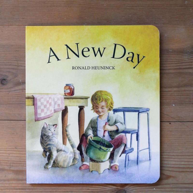 En ny dag - Bok av Ronald Heunick