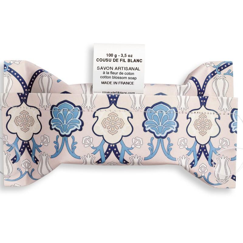 Cousu De Fil Blanc / Cotton Blossom sæbe