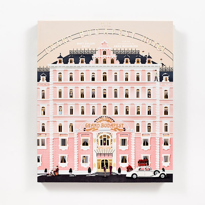 The Wes Andersen Collection - The Grand Budapest Hotel