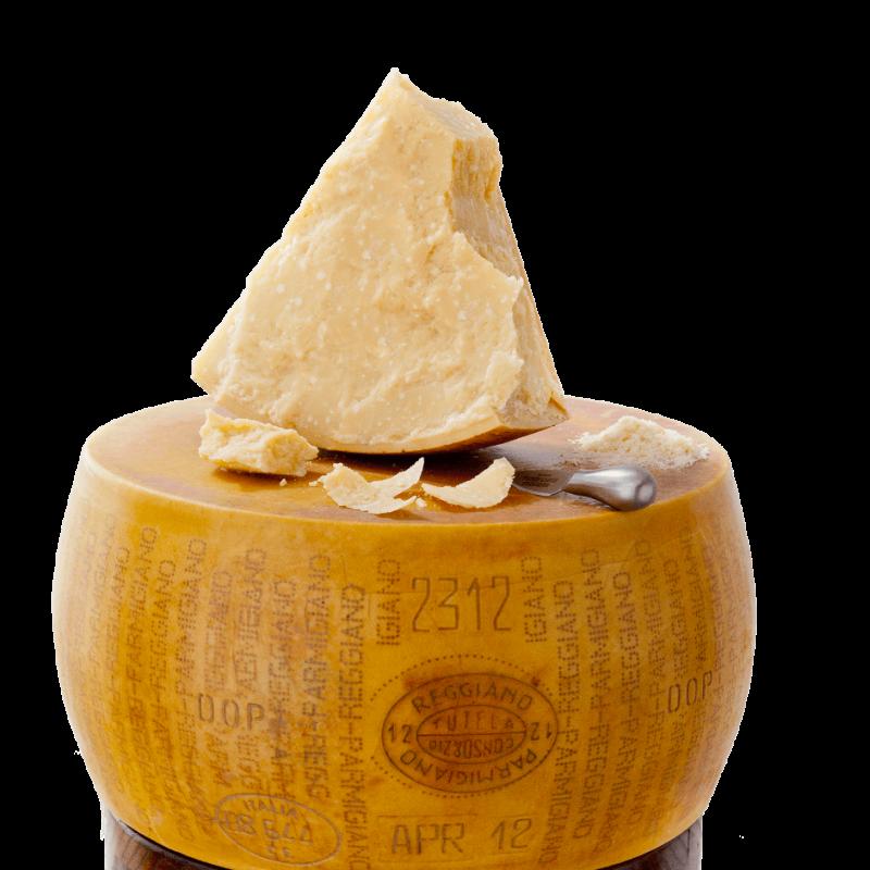 Parmigiano Reggiano, lagrad i 36 månader