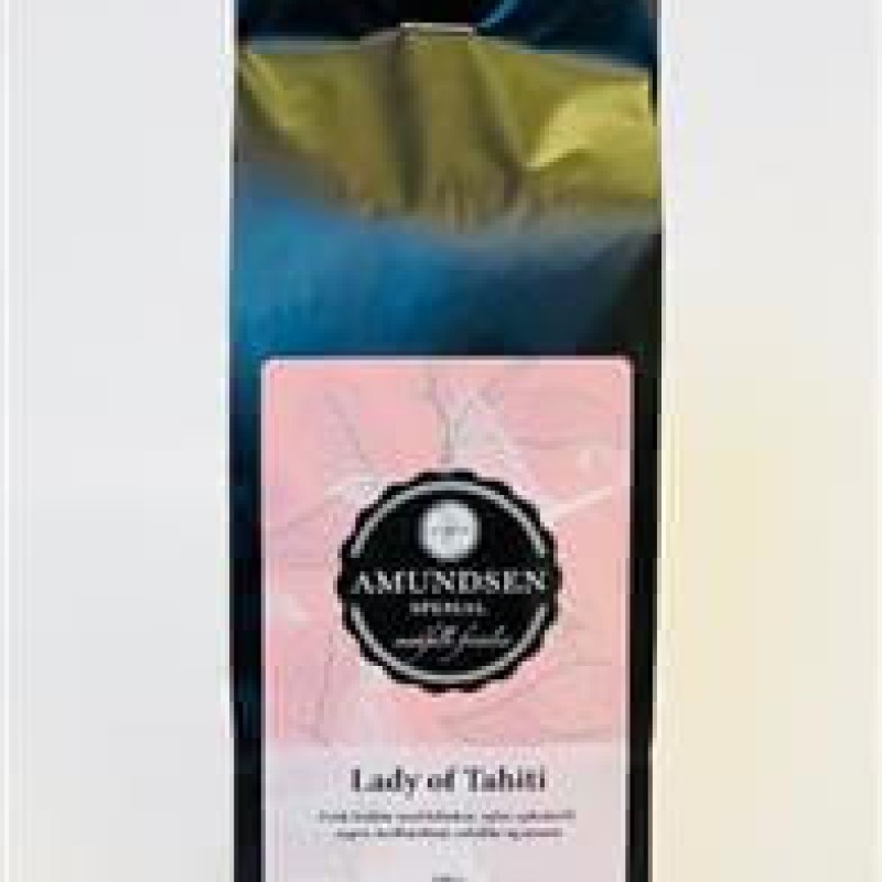 Te Lady of Tahiti