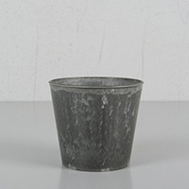 Blomsterpotte grå 13