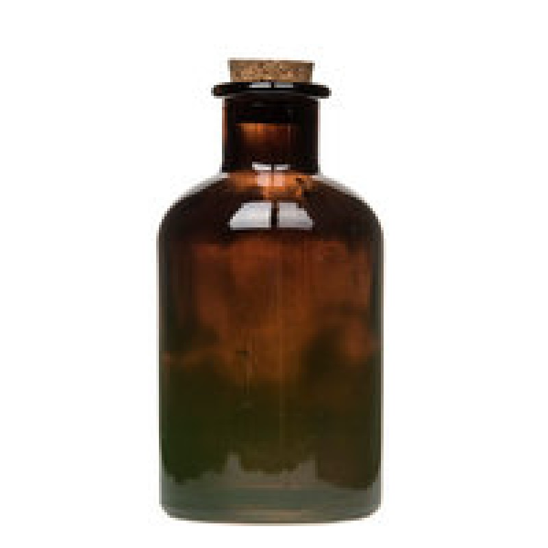 Flaske brun