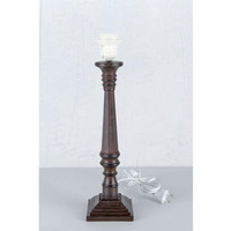 Lampefot brun