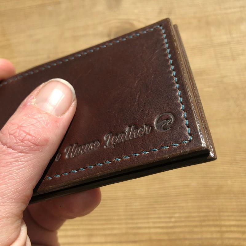 Card bi-fold - lined